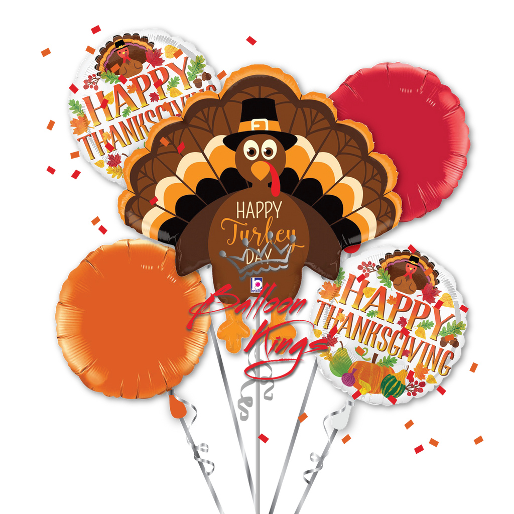 Happy Turkey Day Bouquet