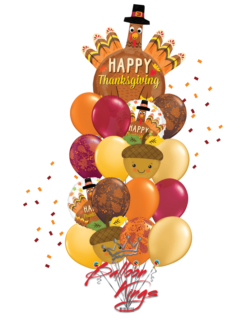 Happy Thanksgiving Bouquet