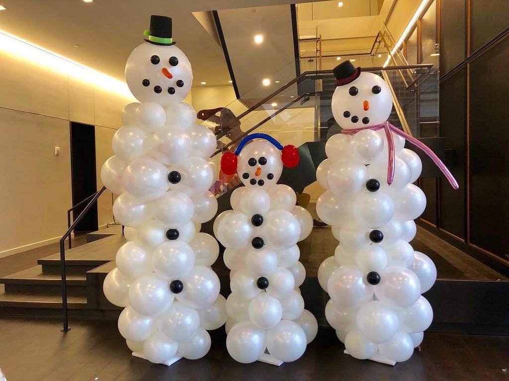 Snowman 7Ft