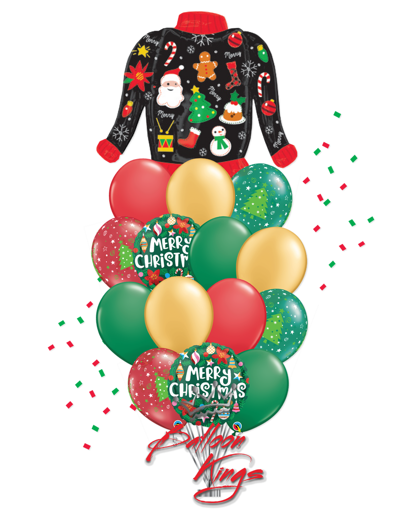Ugly Sweater Bouquet