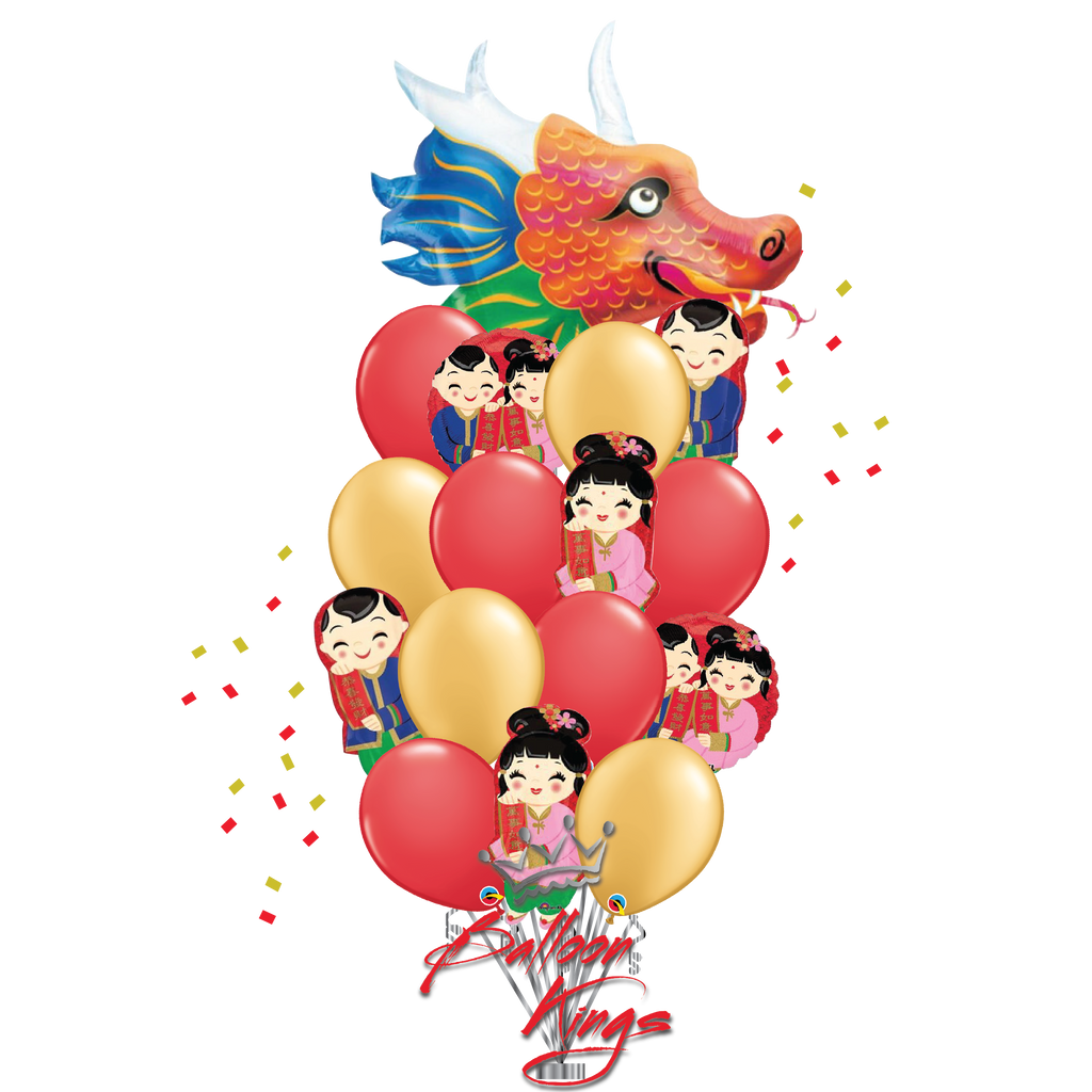 Chinese New Year Bouquet