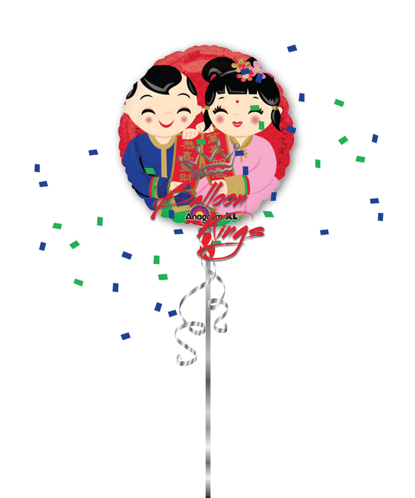 chinese new year couple d