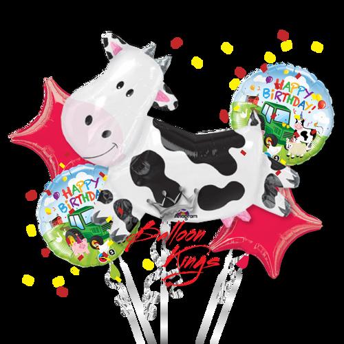 Cow Bouquet