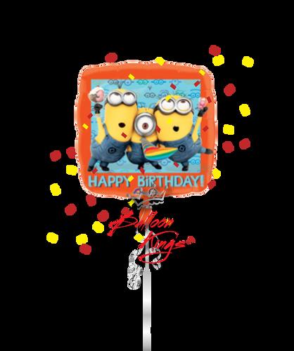 Happy Birthday Minion (D)