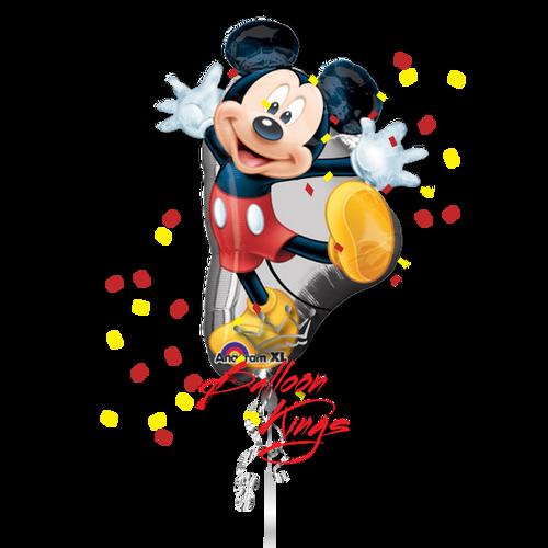 Mickey Shape