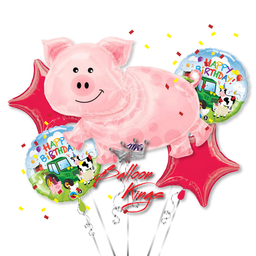 Pig Bouquet