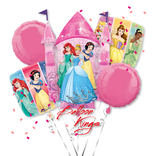 Princess Dream Castle Bouquet