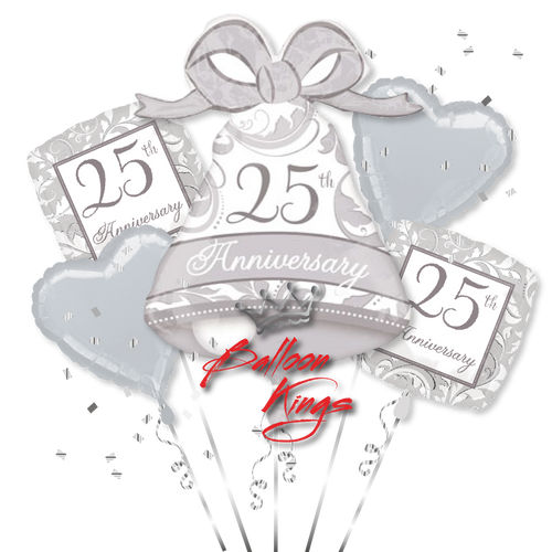 25th Anniversary Bouquet