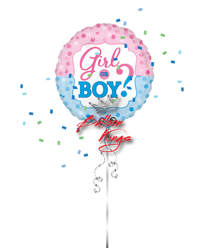 Gender Reveal Boy Or Girl