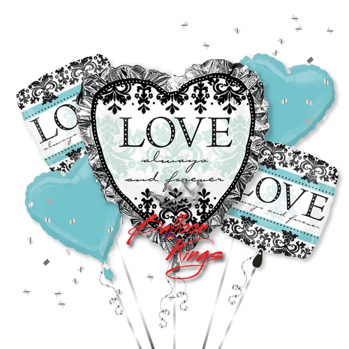 Love Always Forever Bouquet