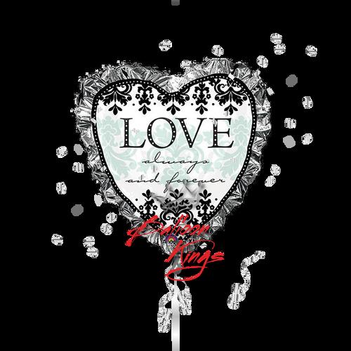Love Always Forever Heart