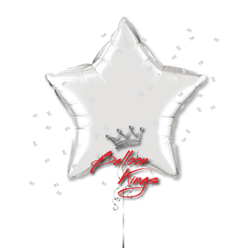 Large Silver Star