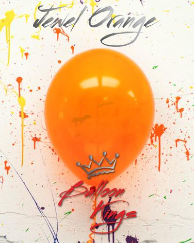 11in Jewel Orange