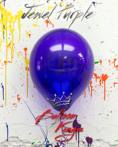 11in Jewel Purple