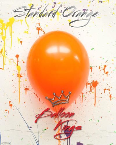 11in Standard Orange