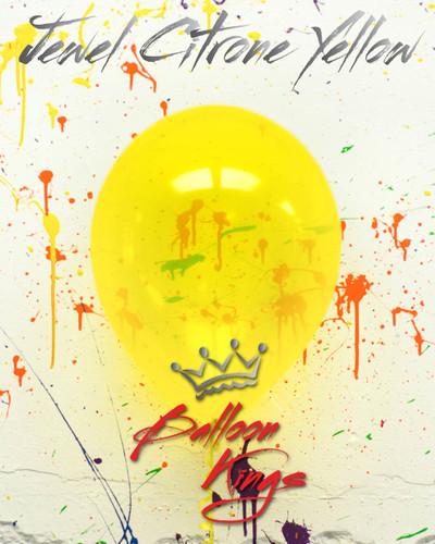 16in Jewel Citrone Yellow