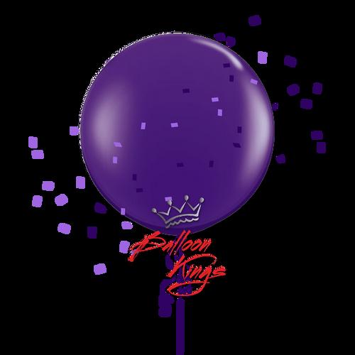 24in Jewel Purple