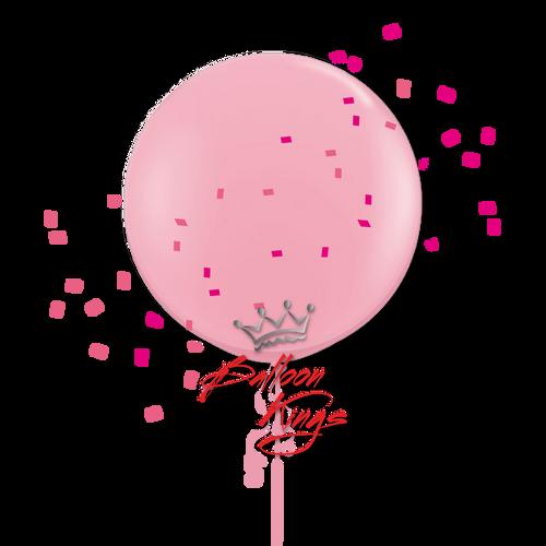 24in Standard Pink