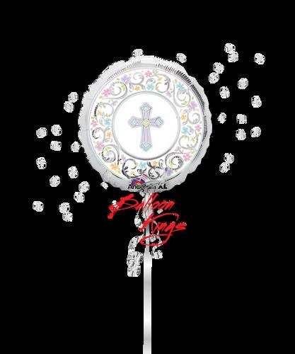 Religious Cross Blessed
