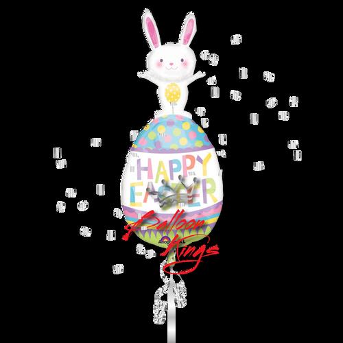 Happy Easter Bunny (D)