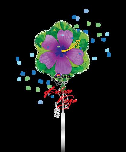 Purple Hibiscus (D)