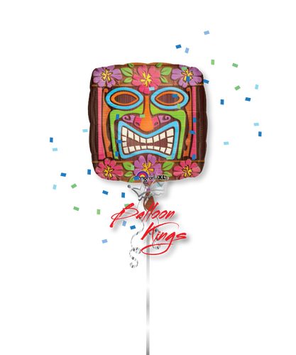 Tiki Time Head