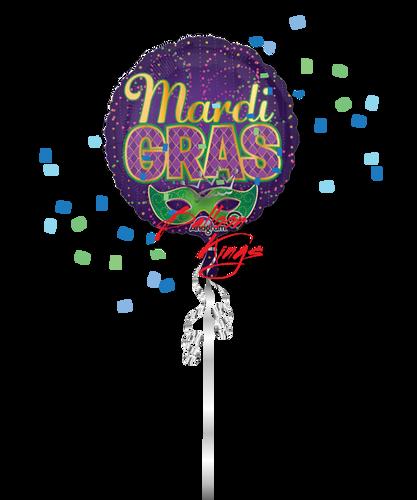 Mardi Gras Confetti (D)