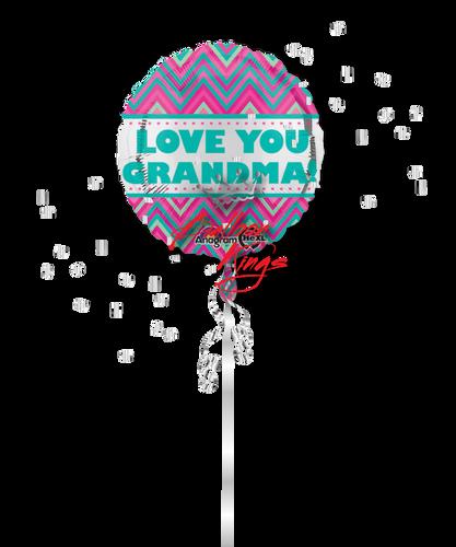 Love You Grandma (D)