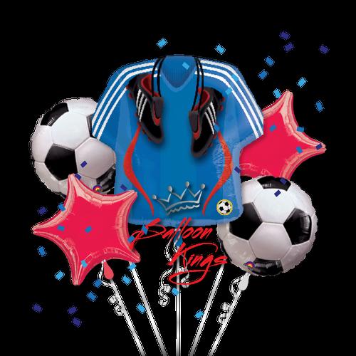 Soccer Bouquet
