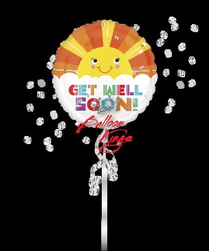 Get Well Soon Sun