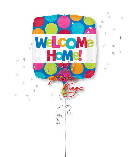 Welcome Home Dots