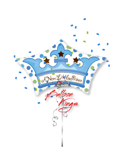 Baby Boy Crown (D)