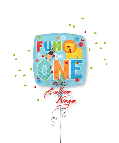 Fun To Be One (D)