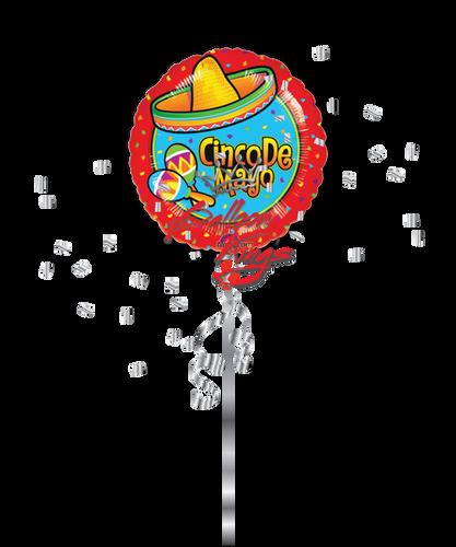 Cinco De Mayo Sombrero (D)