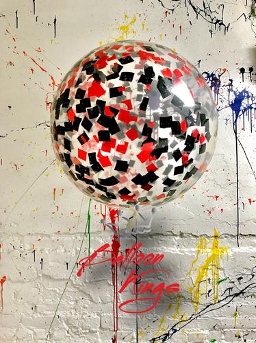 36in Confetti Balloon