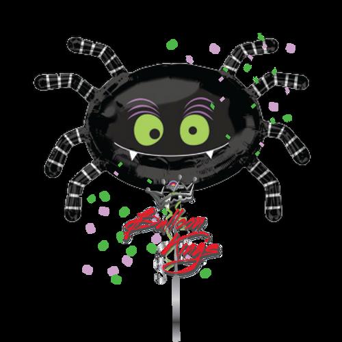 Happy Halloween Spider (D)