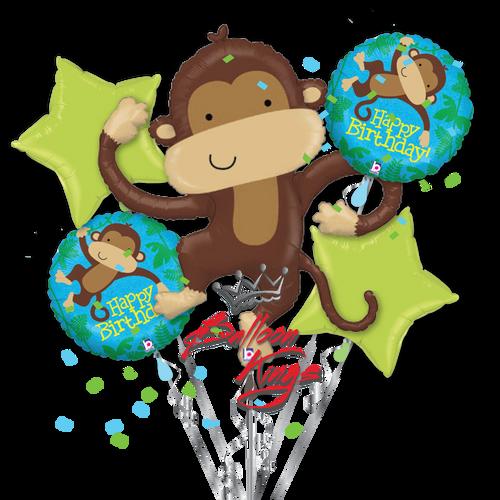 Monkey Bouquet