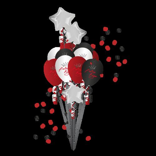 13 Balloons