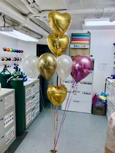 Umbrella 13 Balloons