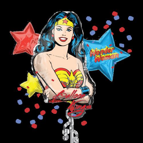 Wonder Woman Stars