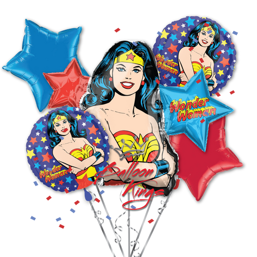 Wonder Woman Bouquet