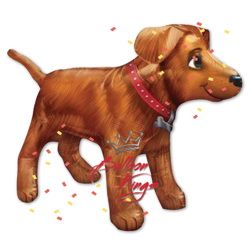 Golden Dog Airwalker