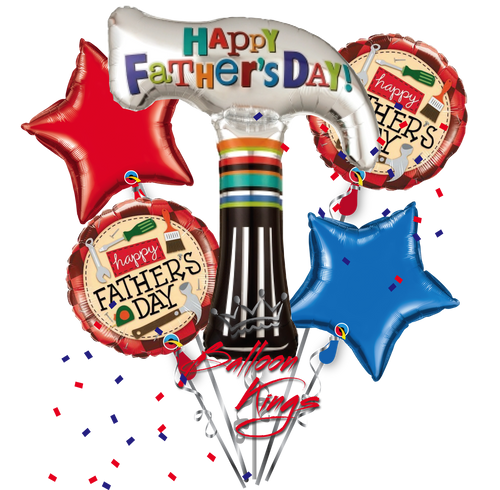 Fathers Day Hammer Bouquet