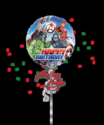 HB Avengers