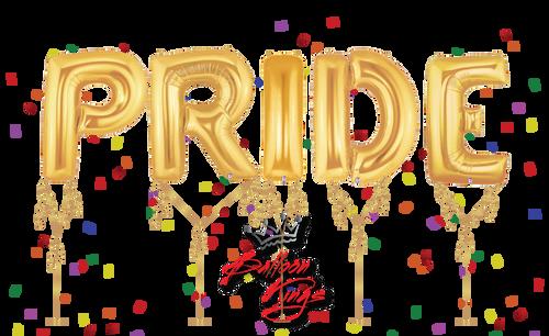 Pride Set On Gold