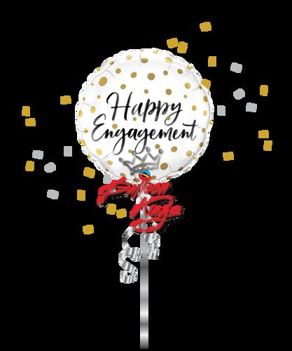 Happy Engagement Dots