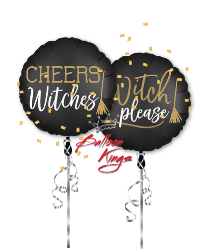 Satin Cheers Witches