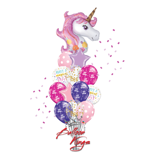Pink Unicorn Bouquet