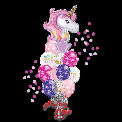 Pink Unicorn Bouquet