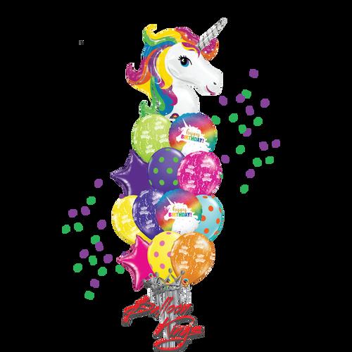 Colorful Unicorn Bouquet